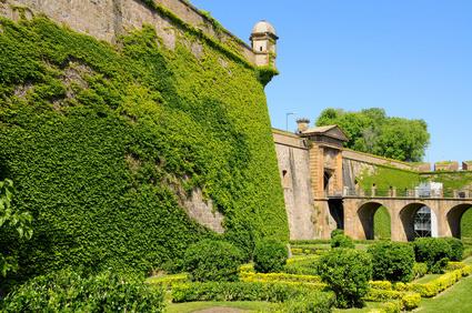Castell de Montjuïc - historische Verteidigungsanlage in Barcelona