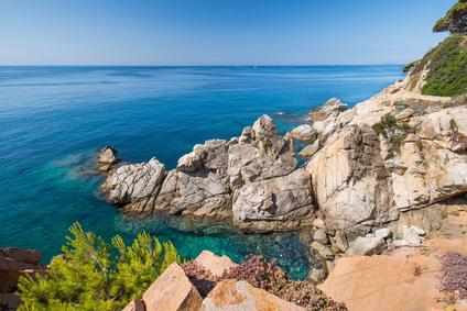 Felsenküste Costa Brava