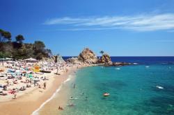 Küstenregion Costa Brava in Spanien