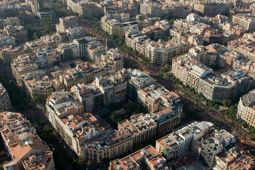 Eixample - Stadtteil von Barcelona