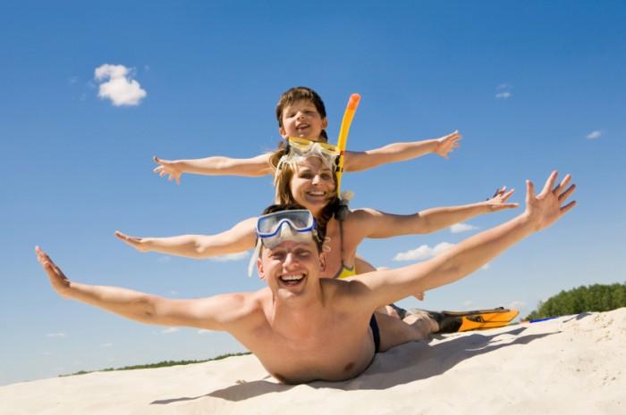 Familienurlaub in Barcelona