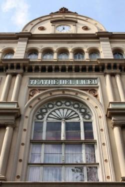 Gran Teatre del Liceu - Opernhaus in Barcelona