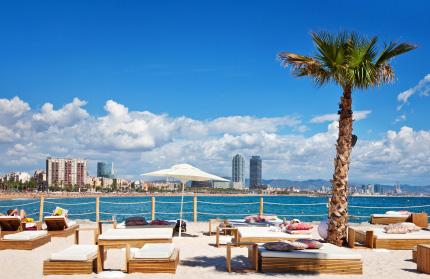 Günstige Hotels in der Metropole Barcelona