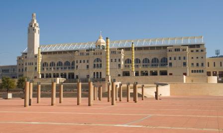 Olympiastadion in Barcelona: Estadi Olimpic