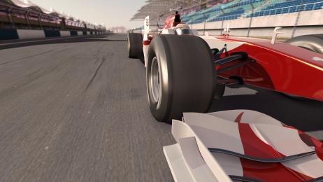 Formel 1 in Barcelona